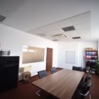 Customized spaces at Tomis Business Center